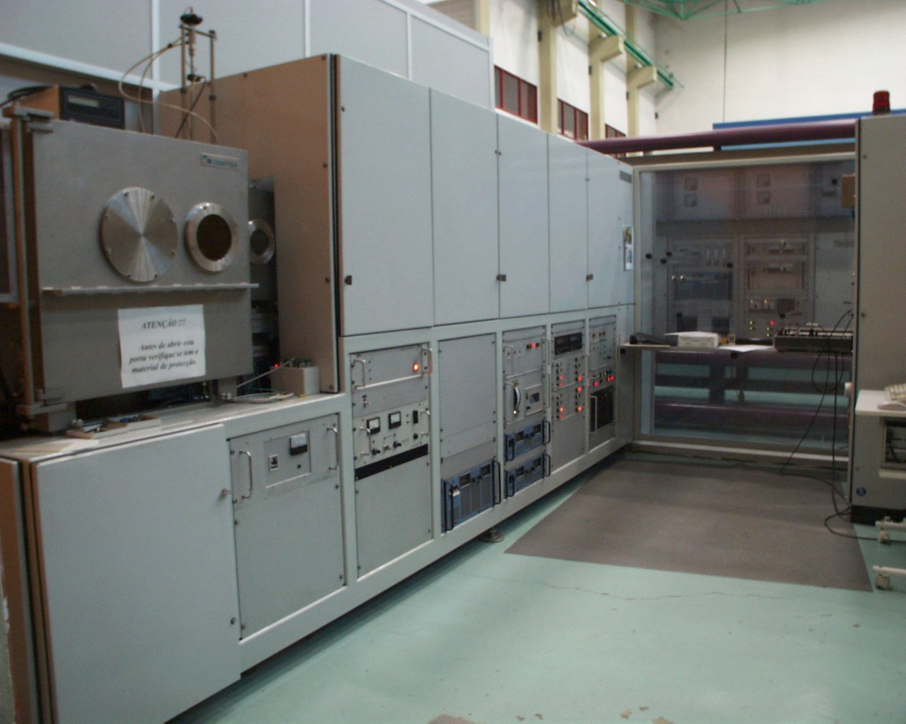 Implantation chamber photo